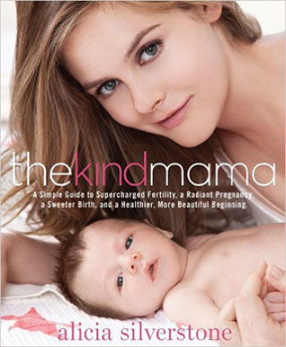 Alicia Silverstone Book Cover
