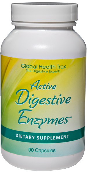 picture of bottle for active digestive enzymes