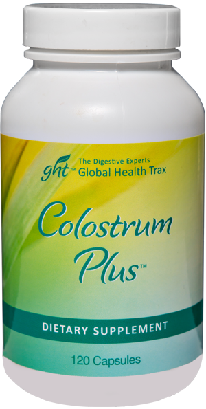 picture of bottle for colostrum plus