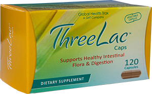 ThreeLac Caps Box