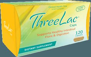 threelac capsules