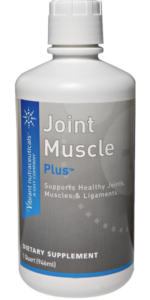 picture of bottle for joint muscle plus