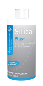 image of bottle for silica plus