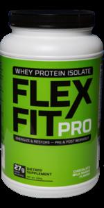 Chocolate Milkshake Flavor FlexFitPro Whey Protein