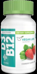 VLN D3-B12 gummies