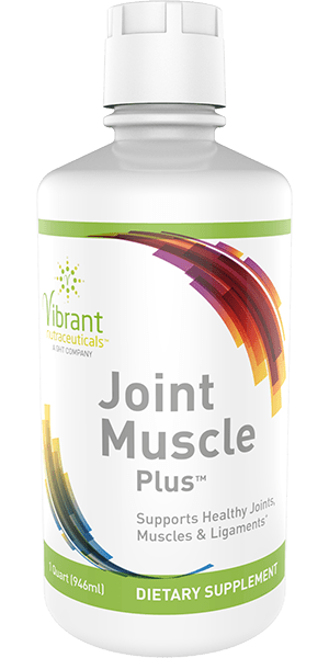 Joint Muscle Plus Bottle