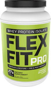 Flex Fit Pro Chocolate Flavor Package